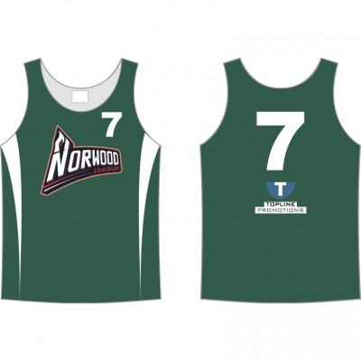 Southern Hornets Playing Singlet