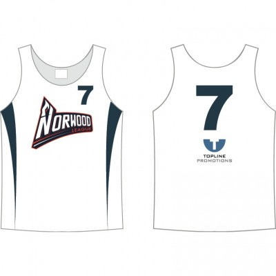 Western Titans Playing Singlet