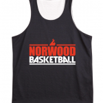 Norwood Training Singlet Blue (1)