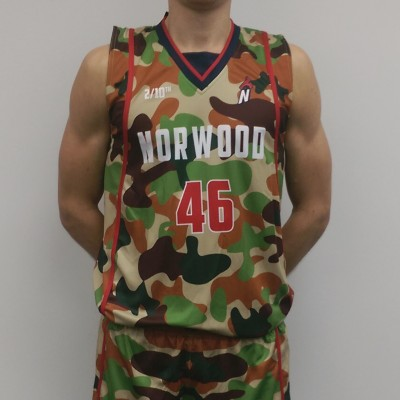 Norwood Heritage Uniform